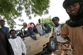 Of Darfur's three major armed factions, only one has so far signed a peace deal [AFP]