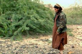 Abdullah Mehsud was a former Guantanamo prisoner  based in the tribal areas of Waziristan [AFP]
