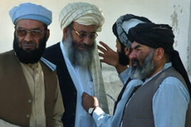 Afghan MPs and Ghazi province councillors have been pressured to speed-up talks from all sides [AFP]