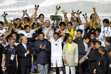 Iraq`s first Asian Cup win comes after more than four years of war [AFP]