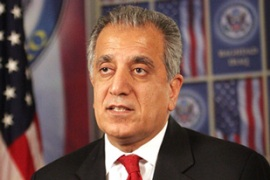 Khalilzad said that Saudi Arabia and other US friends were not doing enough to help Iraq [AP]