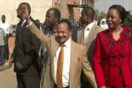 The charges against Chiluba stem from a government anti-corruption campaign