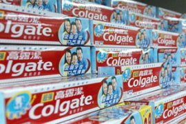 Nigeria's food and drug agency said brands of Colgate were among the dangerous toothpastes [File: EPA]