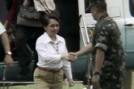 Arroyo has said that nothing will divert the military from efforts to crush the Abu Sayyaf group