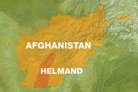 Bomber hits convoy in Afghanistan