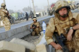 Britain has about 7,800 troops operating in Afghanistan [AFP] has about 7,800 troops operating in Afghanistan [AFP]