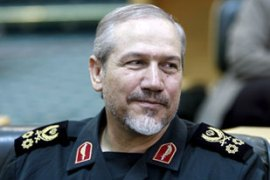 General Yahya Rahim Safavi has been the head of the Revolutionary Guards for 10 years [File: EPA]