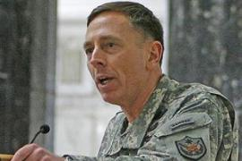 Petraeus expected to reveal in report that the surge in US troops in Iraq has been effective