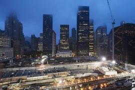 'Ground zero' is the site where the twin towersof the Word Trade Center stood[AP]