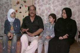Ghazi Shaheen's family had to move to a refugee camp in Jordan following the 2003 Iraq invasion