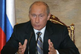 Putin cannot run in the next presidential election but is believed to looking for ways to retain power [AFP]