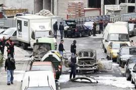 No group has claimed responsibility for Tuesdsay's car-bomb blast in the city of Bilbao [Reuters]