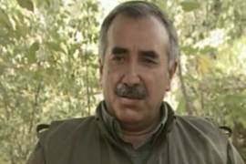 Karayilan said the PKK would respond to any Turkish military actions it faced in Iraq