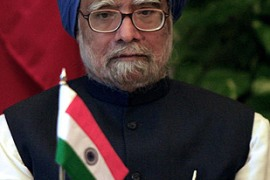 Singh's coalition is dependent on the support of leftists, who opposed close ties with the US [Reuters]