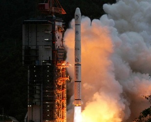 The Chang'e is expected to enter the moon's orbitby early November [Reuters]