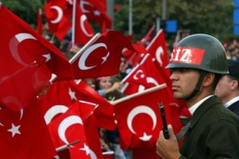 Nationalism soars in Turkey