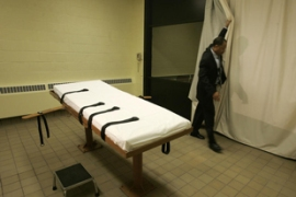 If the court decides against lethal injection, states will have to find different methods of execution [AP]