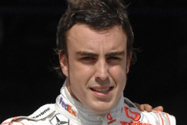 Alonso quits Mclaren