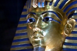 Scientists began restoring King Tut's badly damaged mummy more than two years ago [AP]