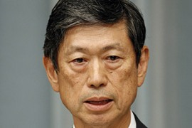 Komura said cost subsidy did not constitute financial aid to Pyongyang [Reuters]