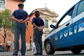 Raids occured across northern Italy as well as Britain and France on Tuesday [File: EPA]