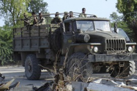 Ethiopian forces have shelled suspected hideouts of armed groups in Mogadishu [Reuters]Ethiopian forces have shelled suspected hideouts of armed groups in Mogadishu