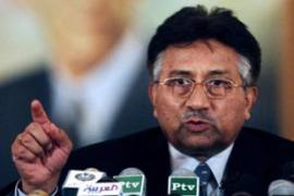 Musharraf said the electoral process would not be hindered by emergency rule [AFP]