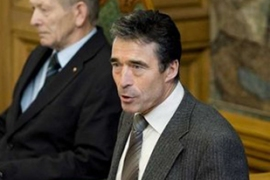 Rasmussen called elections five months early to take advantage of a flourishing economy [EPA]