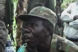 Mystery over missing LRA leader