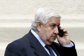 Walid Moallem, the Syrian foreign minister, will not attend the talks, but his deputy will participate [AFP]