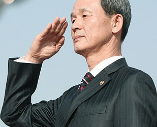 "Kim Jang-soo said he has both ""expectations and worries"" about the talks in North Korea [Reuters]"