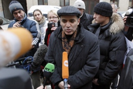 Kasparov's Other Russia coalition has announced plans to hold a demonstration on Monday [AFP]