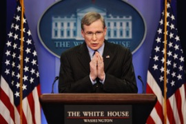 "Hadley insists ""the risk of Iran acquiring a nuclear weapon remains a very serious problem"" [AFP]"