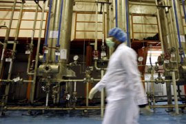 Timeline: Iran's nuclear programme