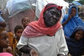 Tens of thousands of Somalis have been displaced by the continuing unrest in the country [AFP]