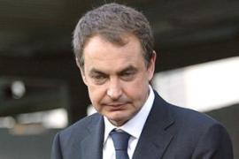 The suspected Eta killings have put  pressure on Zapatero after peace talks with the group failed [AFP]