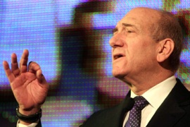 Olmert rules out truce with Hamas