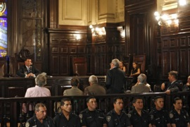 Jail for Argentina 'dirty war' men