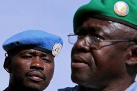 African troops swapped their green berets for the blue of UN-mandated missions [File: AFP]