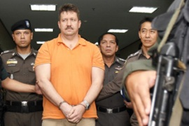Viktor Bout, an alleged Russian arms dealer, has been dubbed the 'Merchant of Death' [Reuters]