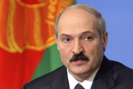 Lukashenko has ruled Belarus with an iron hand [AFP]  Lukashenko has ruled Belarus with an iron hand [AFP]