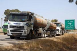 Israeli fuel deliveries have been severely restricted after an attack on the Nahal Oz terminal [AFP]