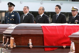 Scores of Mexican police chiefs have beenkilled by suspected drugs gangs [AFP]