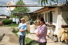 Displaced Serbs live in limbo