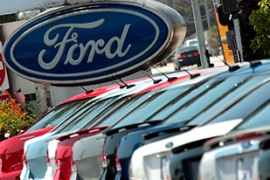 Ford is set to cut 10 per cent of its US workforce [GALLO/GETTY]