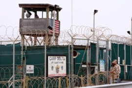 More than 200 detainees in the Guantanamo Bay facility are still to be charged [EPA]