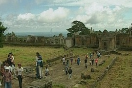 Preah Vihear's Unesco heritage-site status could draw many more tourists to Cambodia