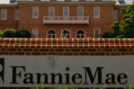 Fannie Mae has been rocked by the US subprime mortgage crisis [AFP]