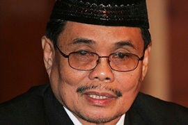 Mohagher Iqbal, the MILF chief negotiator, admitted that the pact talks had failed [EPA]