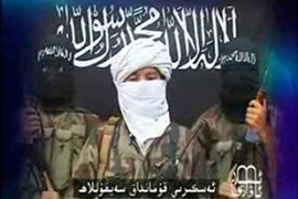 Both videos are attributed to a group called the Turkistan Islamic Party [AFP]